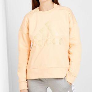 NEW Adidas ID glam sweatshirt womens M